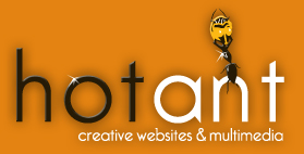 hot ant logo