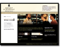 Mount PLeasant Estate website